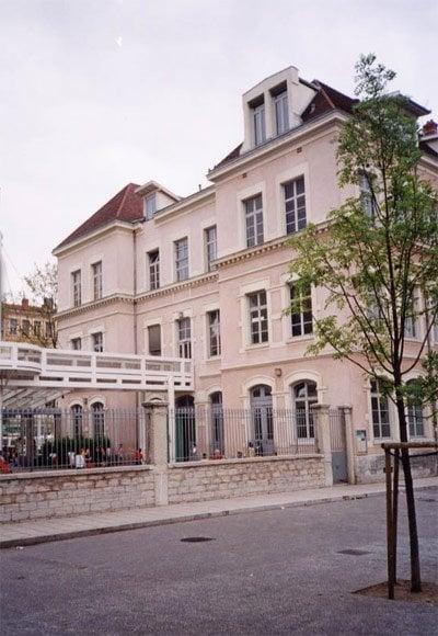 Ecole elementaire publique aveyron pentes de la croix for 9 rue du jardin des plantes 69001 lyon