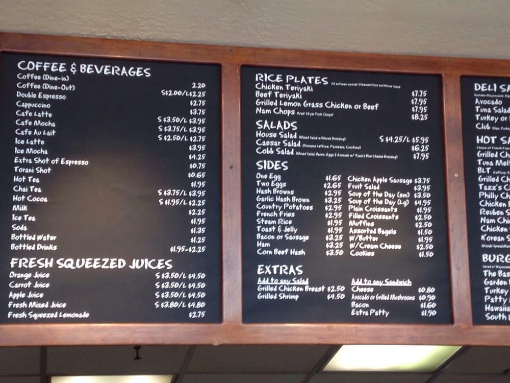Emery Bay Cafe Yelp