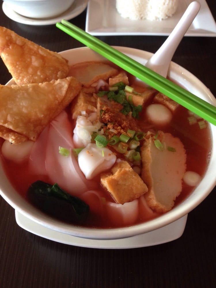 Nine And Nine Thai Kitchen Menu