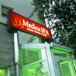 Medica spa instytut zdrowia i urody warsaw poland for Medica salon