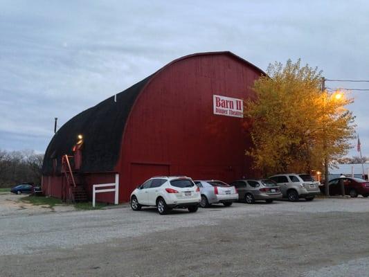 barn ii dinner theater conklin