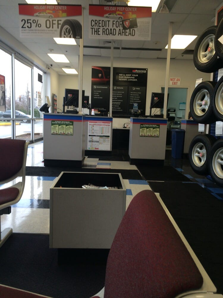 Firestone Tires Near Me >> Firestone Complete Auto Care - Auto Repair - Orland Park, IL - Reviews - Photos - Yelp
