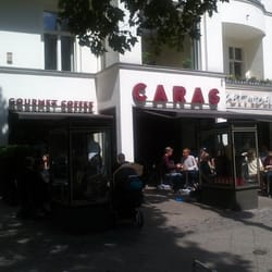 Caras Gourmet Coffee Shop, Berlin