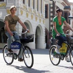 Nextbike, Leipzig, Sachsen, Germany