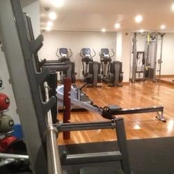The Metropolitan Hotel Gym