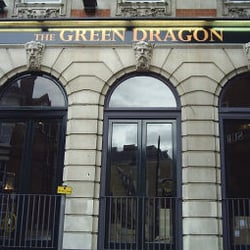 The Green Dragon, Croydon, London