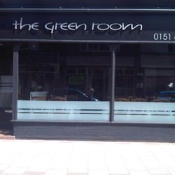 Green Room, West Kirby, Merseyside