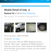 Mobile Detail of Indy: Auto Detailing