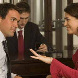 Bespoke engagement ring consultation at…