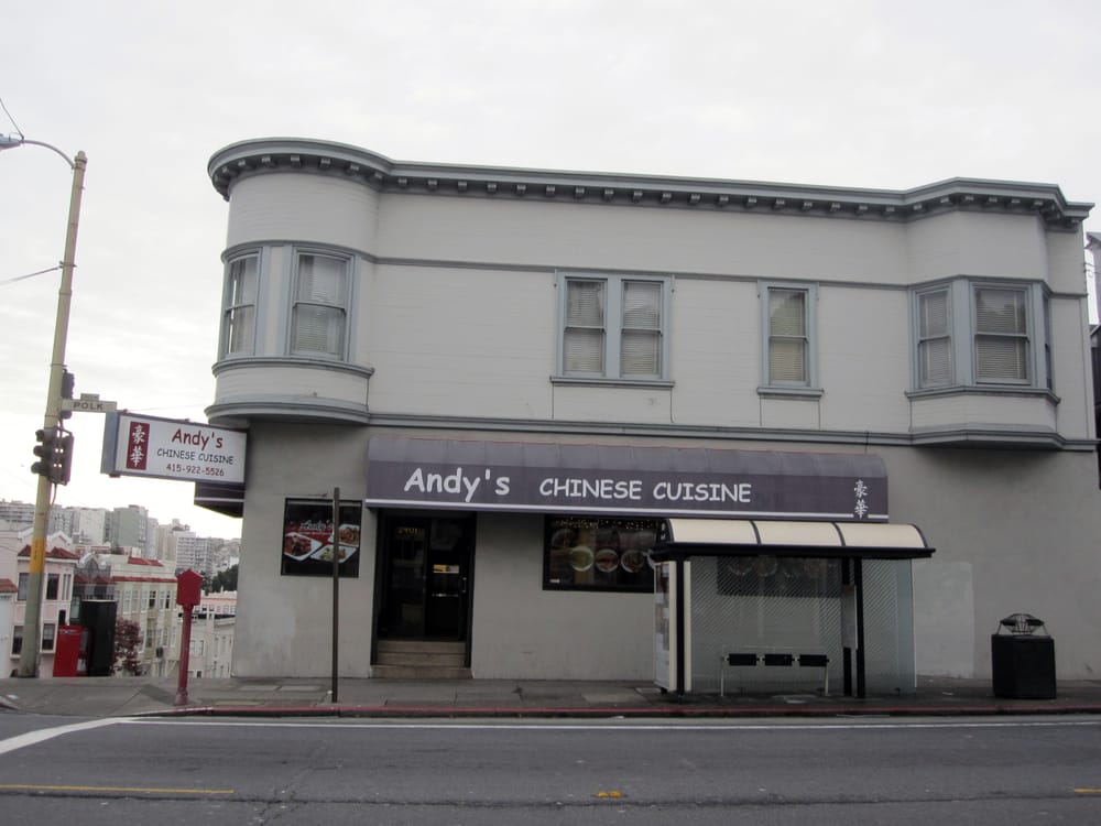 andy s chinese cuisine closed chinese yelp ForAndy S Chinese Cuisine San Francisco