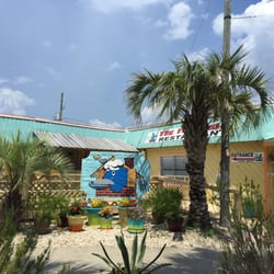 The fish house restaurant fisk skaldjur mexico beach for Fishing mexico beach fl