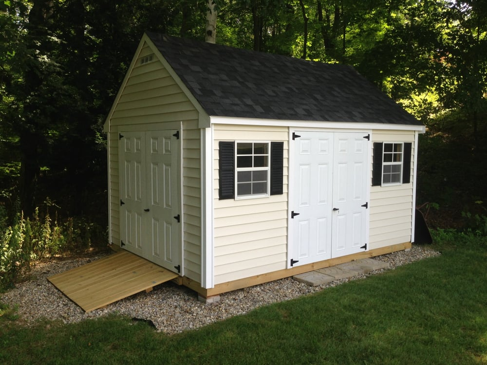 New England Outdoor Sheds Gazebos 38 Photos