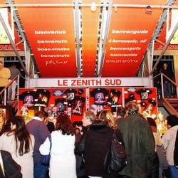 Le Zénith Sud de Montpellier - Montpellier, France. Le Zenith Sud Montpellier