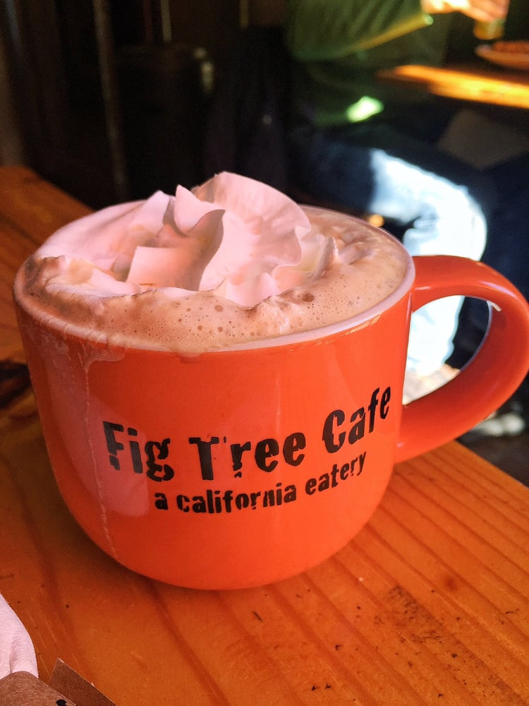 Fig Tree Cafe Breakfast
