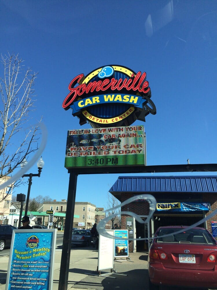 Car Wash And Detail Near