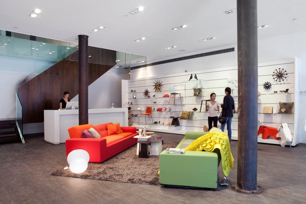 Vitra Furniture Stores Meatpacking District New York Ny Reviews Photos Yelp