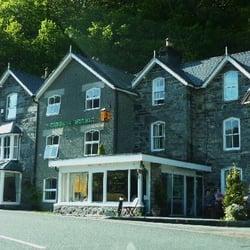 Cobdens Hotel, Betws-y-Coed, Conwy
