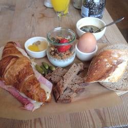 Breakfast special - yummmm