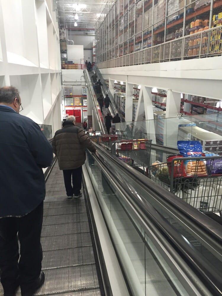 The Long Escalator Yelp