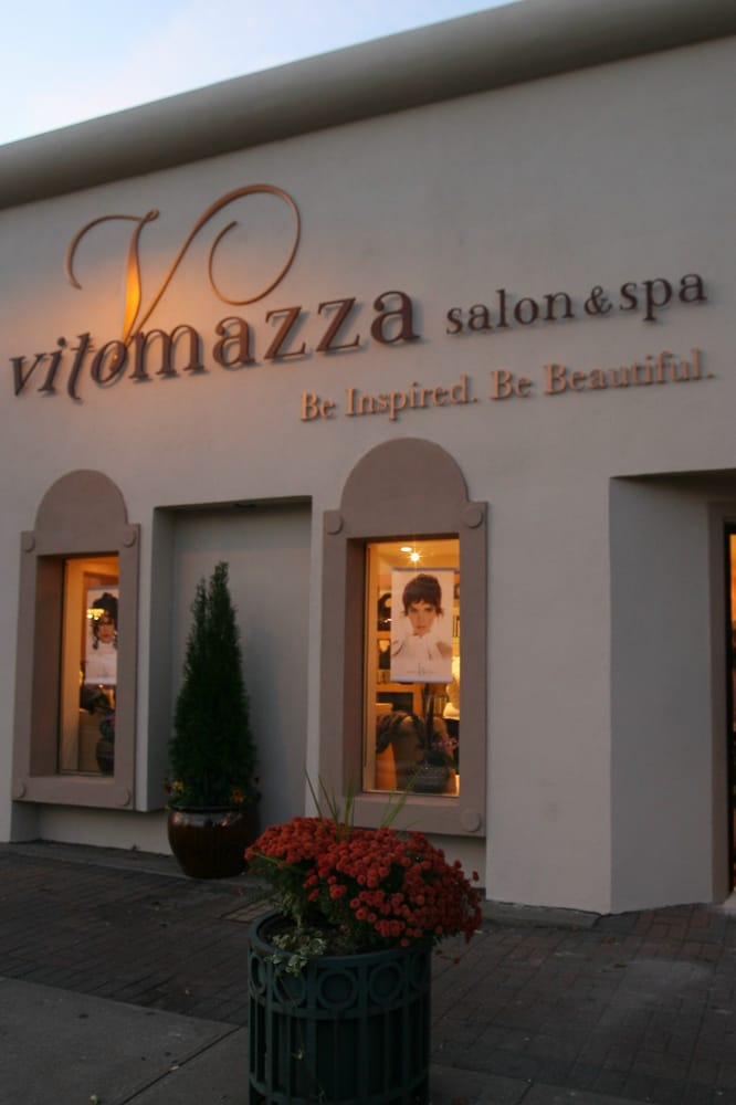 Vito Mazza Salon Day Spa Massage Woodbridge NJ Reviews Photos
