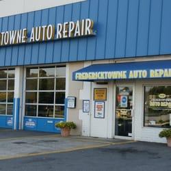 Fredericktowne Auto Repair Frederick Md Yelp