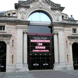 Théâtre de Champagne - Grand Théâtre municipal - Troyes, Aube, France