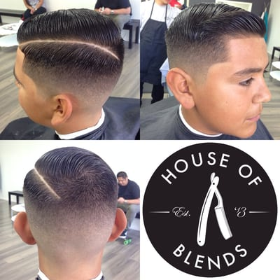 Barber Jobs Near Me : House of Blends Barber Shop - Barbers - Cerritos, CA - Reviews ...