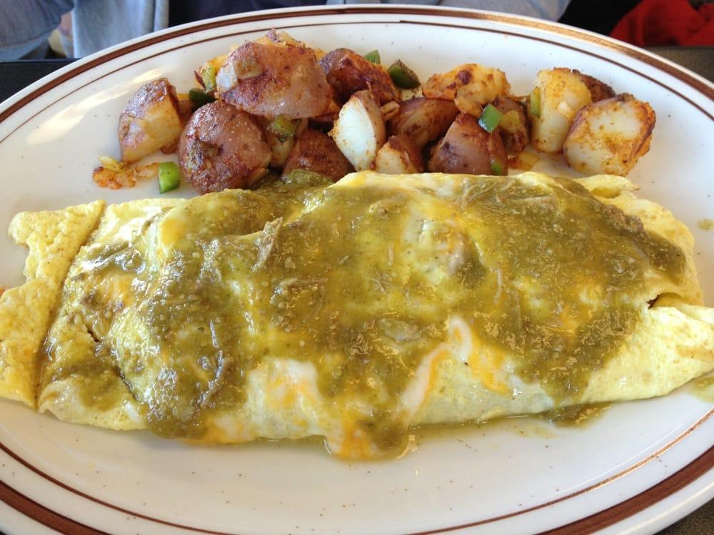 Castillos Restaurant San Jose Castillo 39 s Mexican Restaurant Chile Verde Omelette Breakfast San Jose