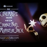 Gaumont Wilson - Toulouse, France. Seance CineMadz avec The Nightmare before Christmas !!