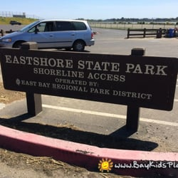 Eastshore State Park - A state park and wildlife refuge along the waterfronts of Oakland, Emeryville, Berkeley, Albany, and Richmond. (baykidsplay.com) - Emeryville, CA, Vereinigte Staaten