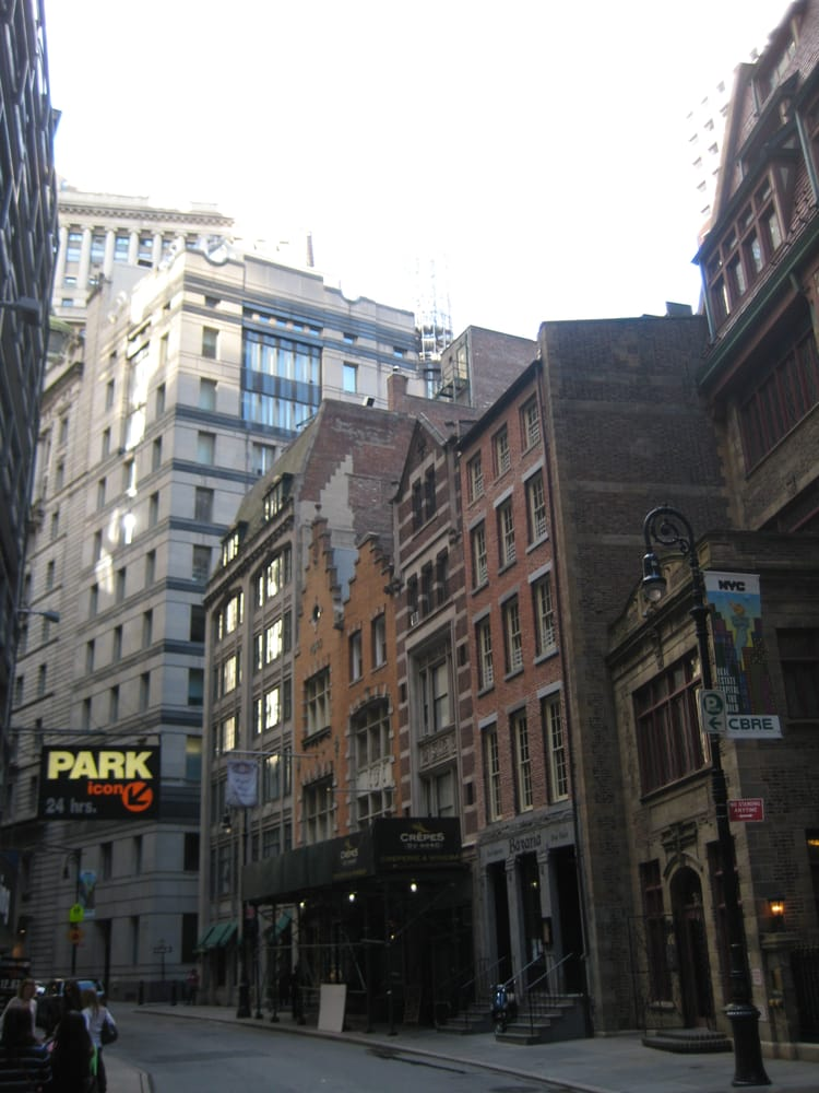 Hotels Near  Broad St New York New York