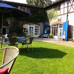 Cafe im Klosterhof, Bad Gandersheim, Niedersachsen