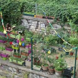 Les jardins du ruisseau jardin botanique paris yelp for Jardin 75018
