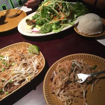 Mali Thai Restaurant Tukwila