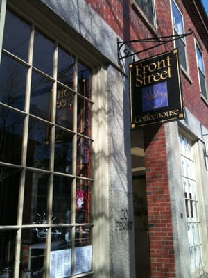 Front Street Coffeehouse, Salem, MA