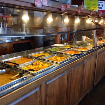 Bawarchi Indian Kitchen Culver City Ca United States Look At All Those Options