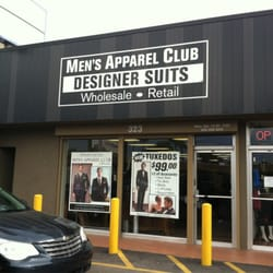 Apparel Club - Front of this great store! - Phoenix, AZ, United States