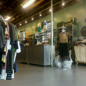Clothes stores Local vintage clothing stores