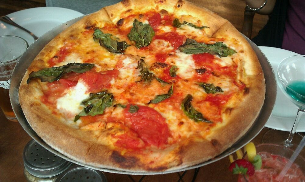 1889 margherita of savoy yelp for Andolinis