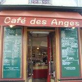 Caf Ef Bf Bd Dans Anges Paris