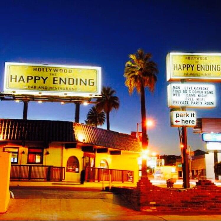 happy endings los angeles