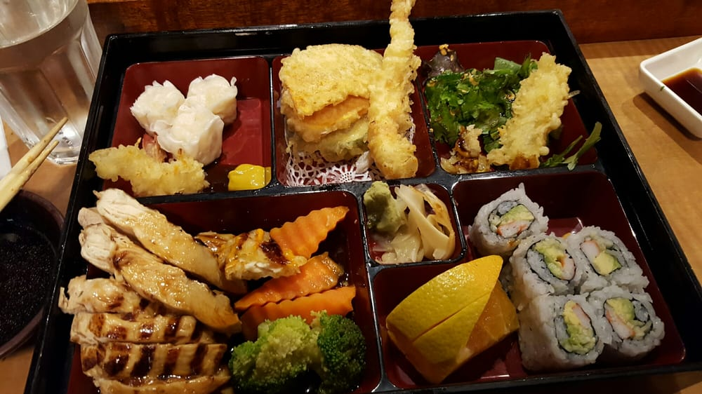 broadway bento box lunch special very good yelp. Black Bedroom Furniture Sets. Home Design Ideas
