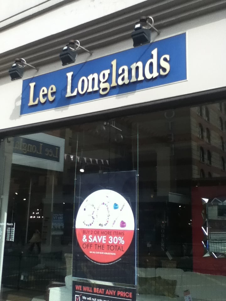 Lee Longland Co Furniture Stores Historical Quarter Convention Quarter Birmingham