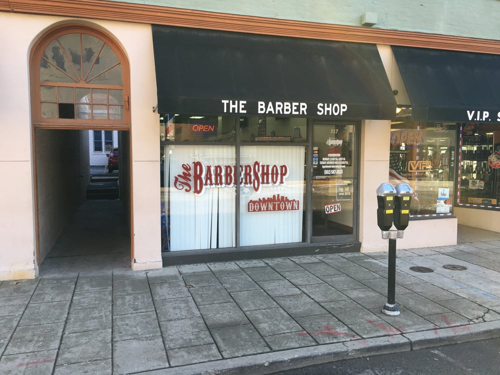 Barber Shop Louisville : Barber Shop - Barbers - Downtown - Louisville, KY - Reviews - Photos ...