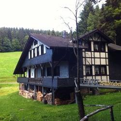 Gaststätte Waldfrieden-Fuchsfarm, Steinach, Thüringen
