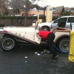 hesperian 100% hand car wash