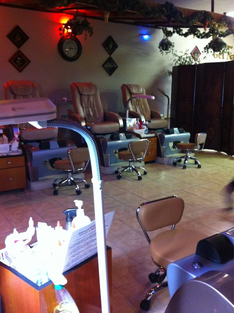 Really well kept massage chairs yelp for 777 nail salon fayetteville nc