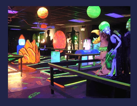 Orland Park (IL) United States  City new picture : Space Golf Orland Park, IL, United States