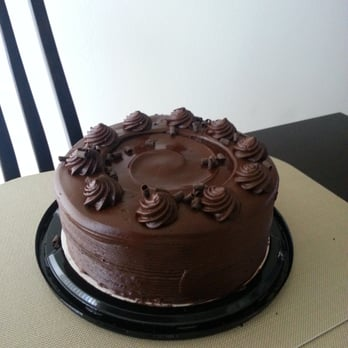 German chocolate cake is a layered cake (usually 3 layers). It was originally made from sweet baking chocolate. These days, the cake is made with melted chocolate or cocoa powder.