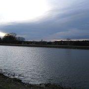 Main Donau Kanal, Erlangen, Bayern